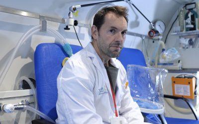 Científicos israelíes consiguen revertir el proceso de envejecimiento mediante oxígeno y la cámara hiperbárica.